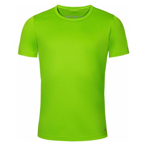 Pánské triko Alpine Pro NASMAS 2 - zelená
