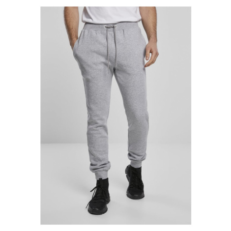 Organic Basic Sweatpants - grey Urban Classics