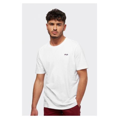 FILA tričko pánské - bílé