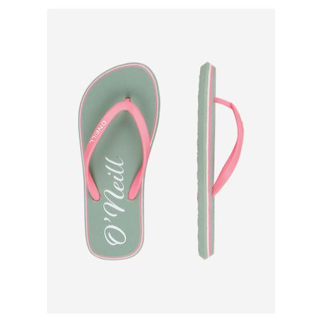 Žabky O'Neill Fg Logo Sandals Zelená