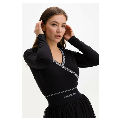 Calvin Klein dámské černé body