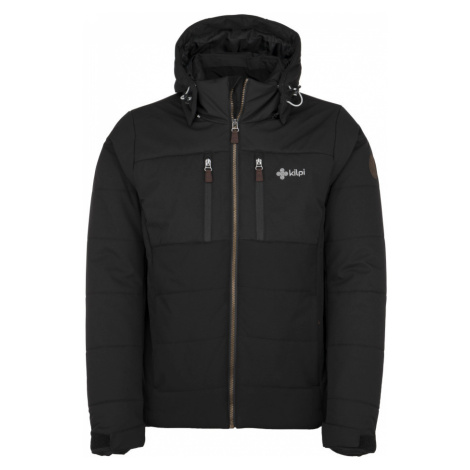KILPI Pánská zimní bunda TORRES-M JM0055KIBLK Černá