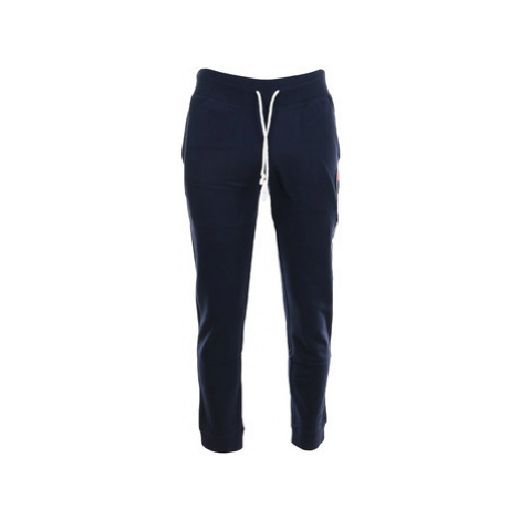 Champion Rib Cuff Pants Modrá