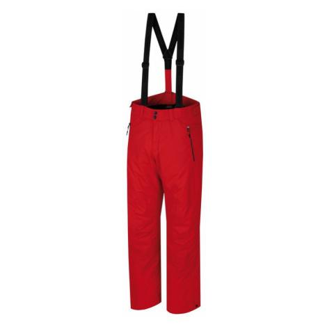 Pánské kalhoty Hannah Jago racing red