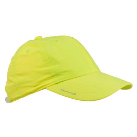 Finmark FNKC973 světle zelená - Dětská baseballová čepice