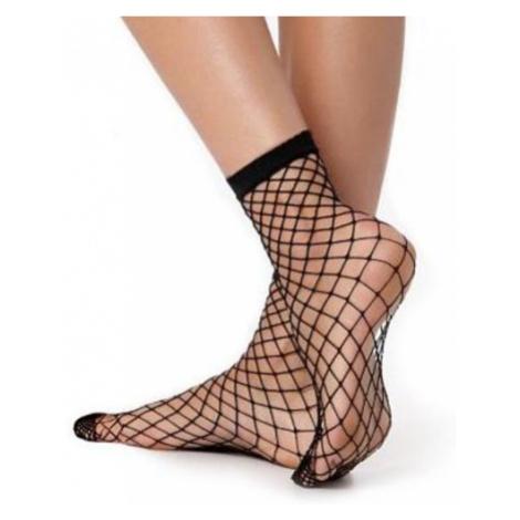 Dámské síťované ponožky RETE GRANDI Veneziana