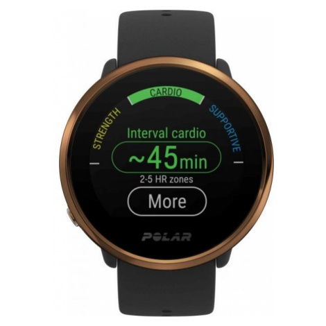 POLAR IGNITE hnědá - Multisportovní hodinky s GPS a záznamem tepové frekvence