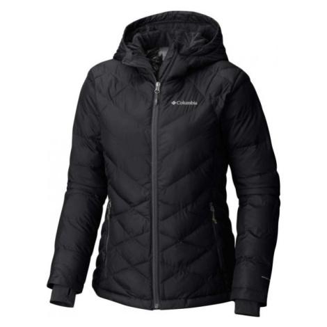 Columbia HEAVENLY HOODED JACKET černá - Dámská zateplená bunda