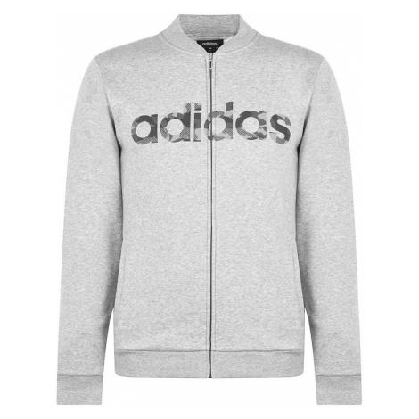 Pánská mikina na zip Adidas