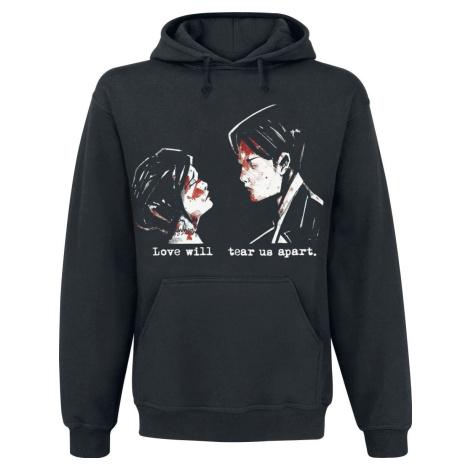 My Chemical Romance Sweet Revenge mikina s kapucí černá