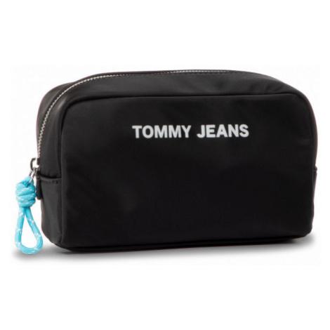 Tommy Hilfiger Tommy Jeans dámská černá kosmetická taška NAUTICAL MIX WASHBAG