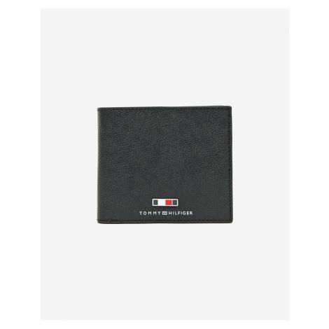 Tommy Hilfiger černé kožená pánská peněženka Business