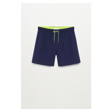 Mango Kids - Dětské plavky Luis 116-164 cm