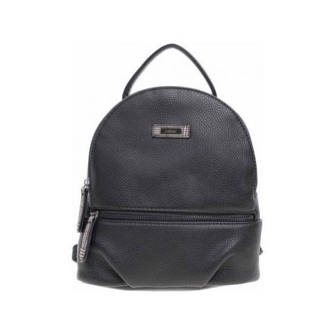 Rieker dámský batoh H1037-00 schwarz Černá