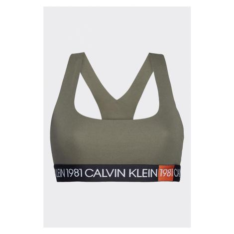 Calvin Klein braletka 1981 bold - khaki