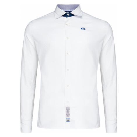 Košile La Martina GERVASIO bílá