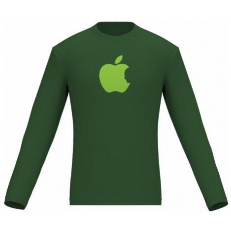 Pánské tričko dlouhý rukáv Apple Jobs