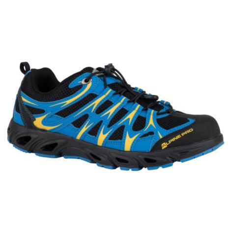 ALPINE PRO CLEIS modrá - Pánská sportovní obuv