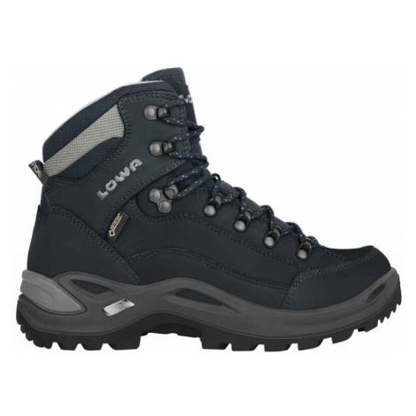 Dámské boty LOWA Renegade GTX MID navy grey UK