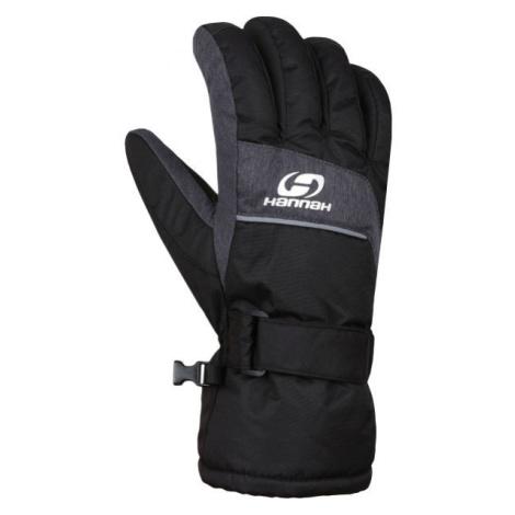 Hannah RAFFY šedá - Pánské membránové rukavice