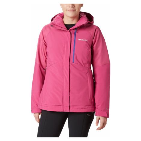 Bunda Columbia Wildside™ Jacket - růžová