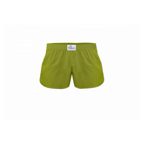 Dětské trenky ELKA khaki (B0046) elka-underwear
