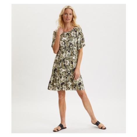 Šaty Odd Molly Mesmerizing Short Dress - Zelená