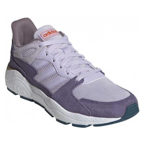 adidas CRAZYCHAOS fialová - Dámská volnočasová obuv