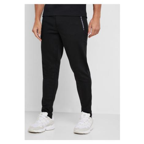 Calvin Klein pánské černé teplákové kalhoty