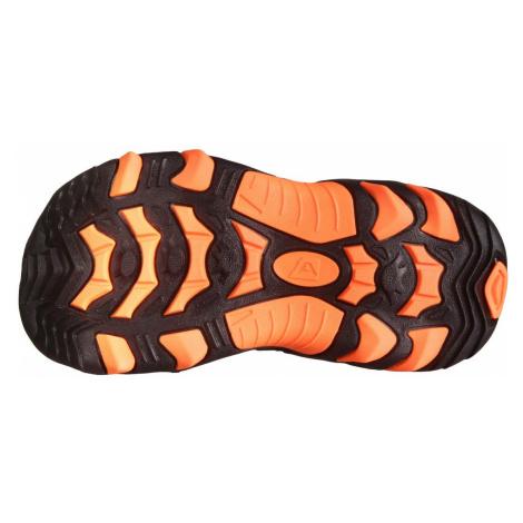 Dětská letní obuv Alpine Pro DRUSSILO - modro-černá