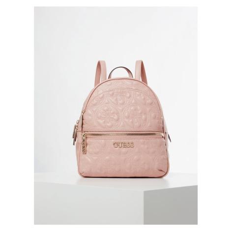 Guess dámský růžový batoh