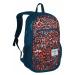 Chiemsee School backpack Mega flow modrá