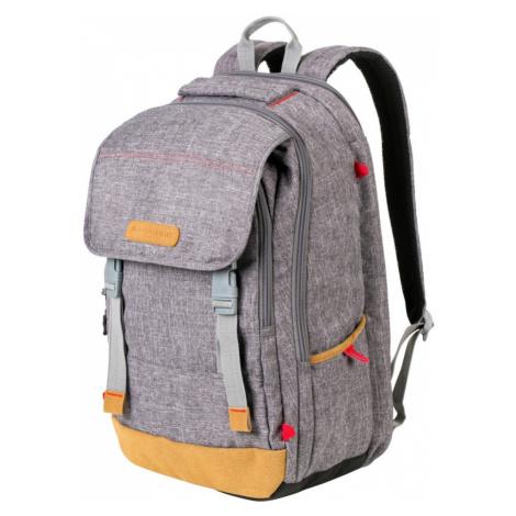 ALPINE PRO MONTE Unisex městský batoh UBGP092779 tmavě šedá