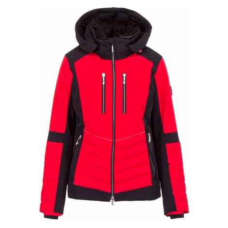 Lyžařská bunda Descente CICILY červená
