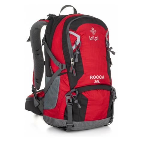 Unisex batoh Kilpi ROCCA-U 30L červená