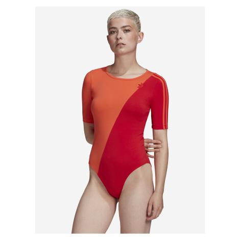 Adicolor Sliced Trefoil Body adidas Originals Oranžová