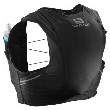 Pánská běžecká vesta Salomon Sense Pro 10 Set Black,