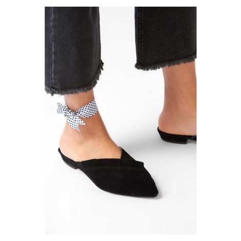 Women's Slippers Trendyol Suede