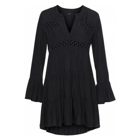 LASCANA Šaty 'Lola' černá