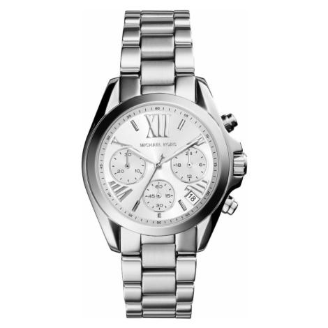Michael Kors Analogové hodinky 'BRADSHAW MK6174' stříbrná