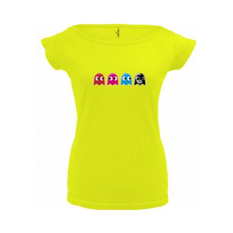 Dámské tričko Elegance Pacman Star Wars