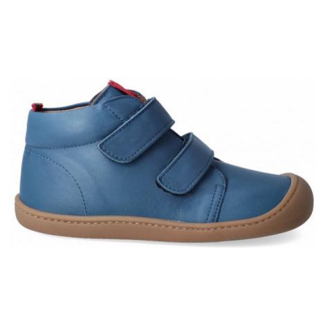 boty Koel4kids Velvet Blue KO936-05 hladká kůže PLUS