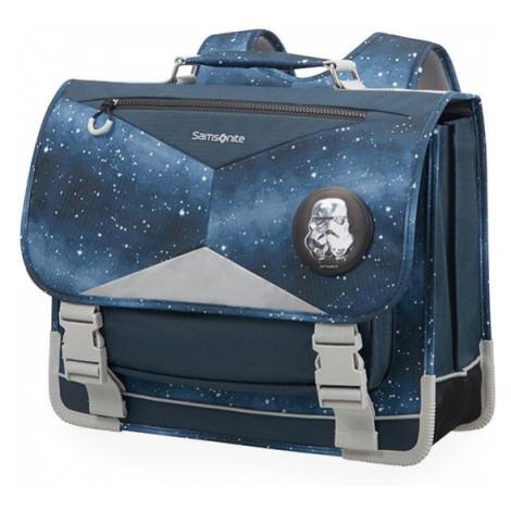 Samsonite Školní taška Sam Ergofit Star Wars L 39C 19,5 l - tmavě modrá