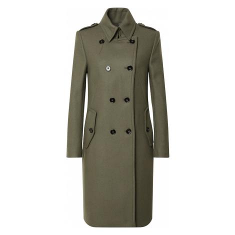 DRYKORN Přechodný kabát 'Harleston' olivová