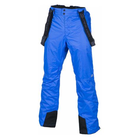 ALPINE PRO SANGO 2 Pánské kalhoty MPAF106653 cobalt blue