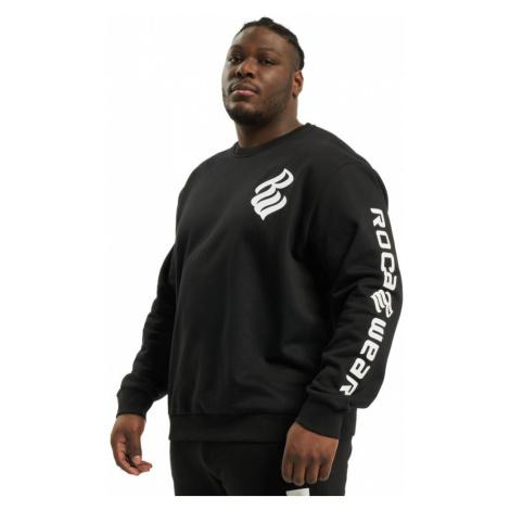 Rocawear mikina pánská Jumper Big Printed in black