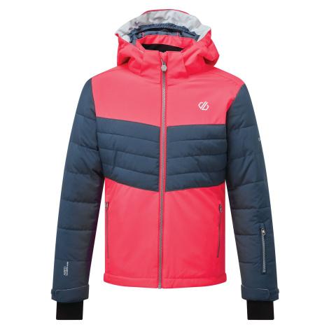 Dětská zimní bunda Dare2b FREEZE UP modrá/růžová Dare 2b