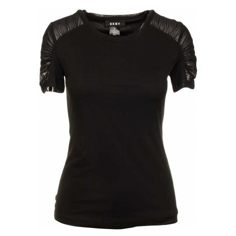 DKNY dámské tričko černé