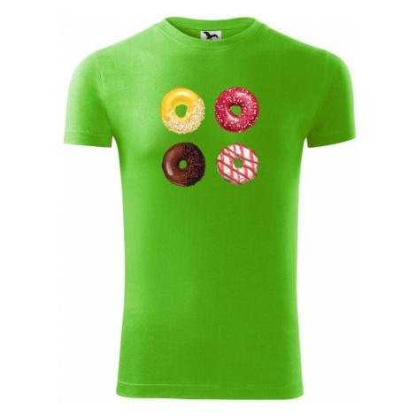 4 donuty - Replay FIT pánské triko