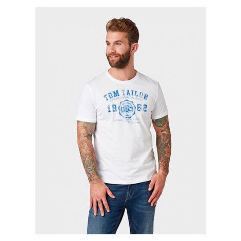 Tom Tailor pánské triko s logem 1008637/2000